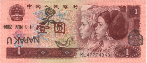 Napaku money bill 10 front
